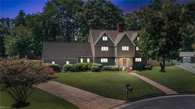 4 Emory Pl, Poquoson, VA 23662 (#10398481) :: The Kris Weaver Real Estate Team