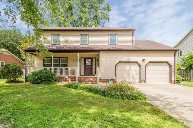 313 Riverside Dr, Hampton, VA 23669 (#10398493) :: Berkshire Hathaway HomeServices Towne Realty