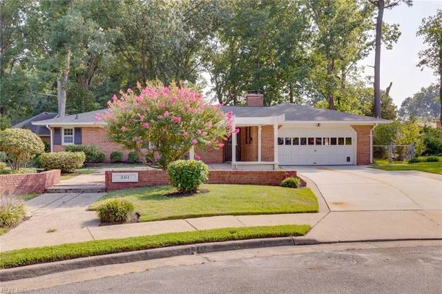 301 Talley Farm Retreat, Hampton, VA 23669 (#10398601) :: Atlantic Sotheby's International Realty