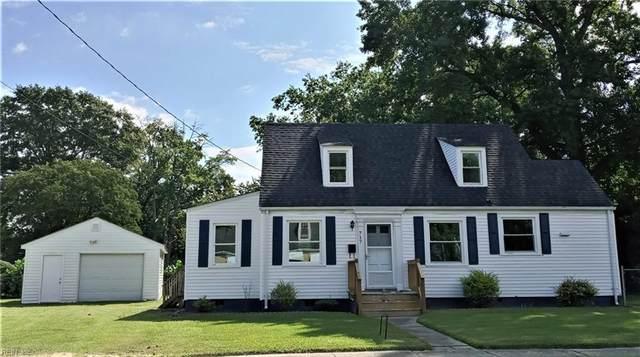 717 Lanier Cres, Portsmouth, VA 23707 (#10398810) :: The Kris Weaver Real Estate Team