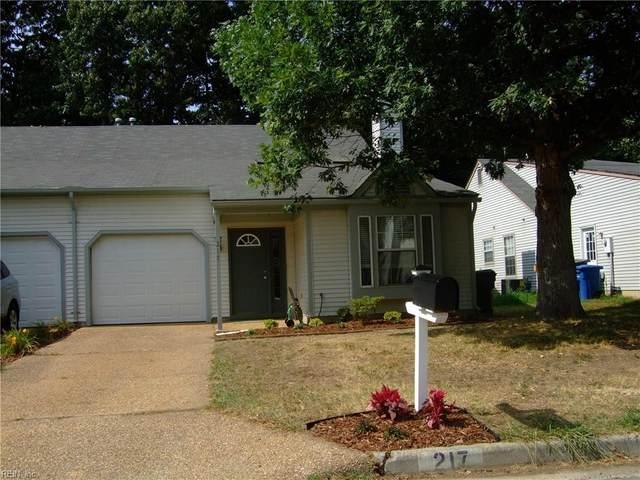 217 Seasons Trl, Newport News, VA 23602 (#10398823) :: Rocket Real Estate