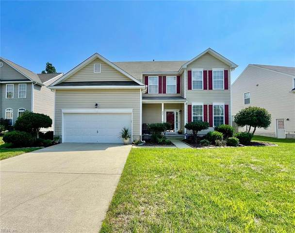204 Lyon Dr, Newport News, VA 23601 (#10398853) :: Rocket Real Estate