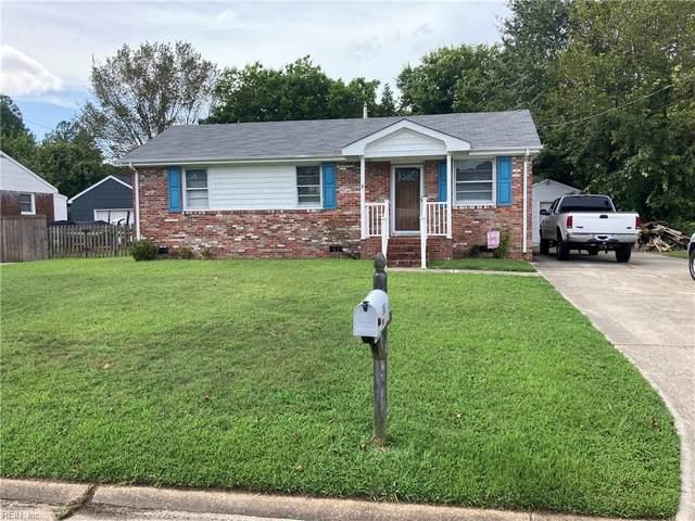 1116 Woodland Terrace Dr, Chesapeake, VA 23323 (#10398969) :: Berkshire Hathaway HomeServices Towne Realty