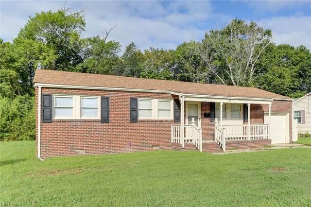 117 Bowen Dr, Hampton, VA 23666 (#10399324) :: Rocket Real Estate