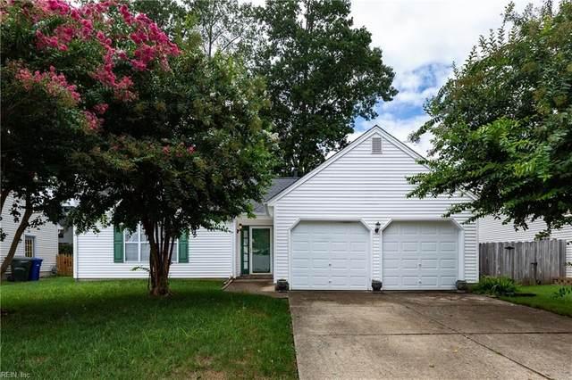 113 Summerglen Rdg, Newport News, VA 23602 (#10399326) :: Rocket Real Estate