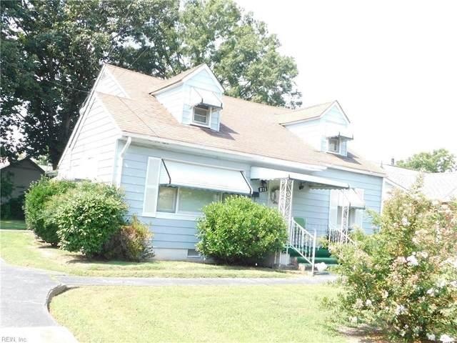 815 Center Ave, Newport News, VA 23605 (#10399496) :: Verian Realty