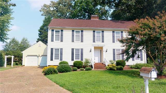 3 Millwood Ct, Hampton, VA 23666 (#10399510) :: The Kris Weaver Real Estate Team