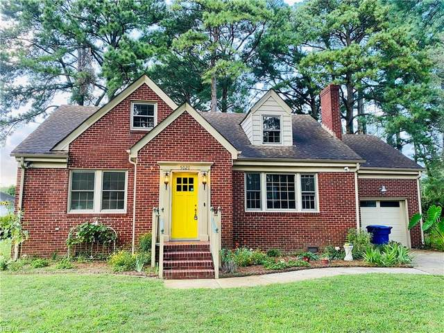5020 Oakhill Ave, Portsmouth, VA 23703 (#10399568) :: The Kris Weaver Real Estate Team