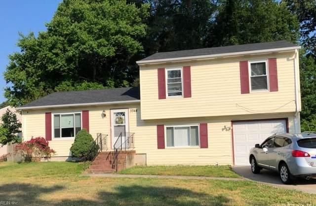 3748 Pinebark Rd, Portsmouth, VA 23703 (#10399666) :: Berkshire Hathaway HomeServices Towne Realty
