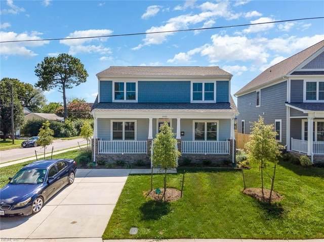 1021 Joyce St, Norfolk, VA 23523 (#10399705) :: Berkshire Hathaway HomeServices Towne Realty