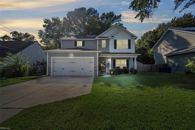 8223 Andrew Ln, Norfolk, VA 23505 (#10399800) :: The Kris Weaver Real Estate Team