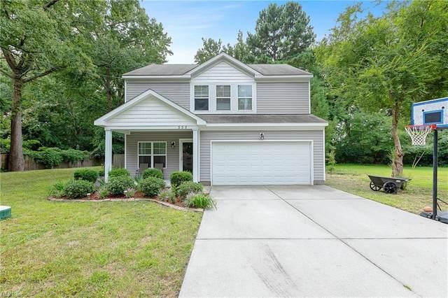 555 Byron St, Chesapeake, VA 23320 (#10399859) :: Austin James Realty LLC
