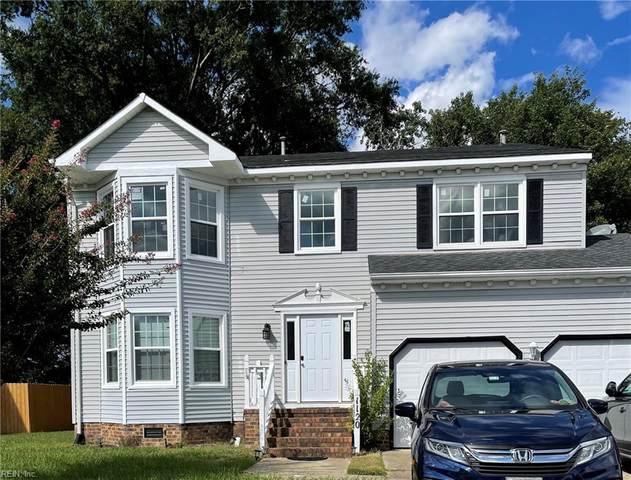 1120 Plantation Lakes Cir, Chesapeake, VA 23320 (#10399865) :: Atlantic Sotheby's International Realty