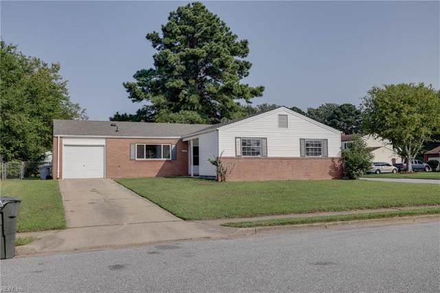 112 Brinkman Dr, Hampton, VA 23666 (#10399947) :: Berkshire Hathaway HomeServices Towne Realty