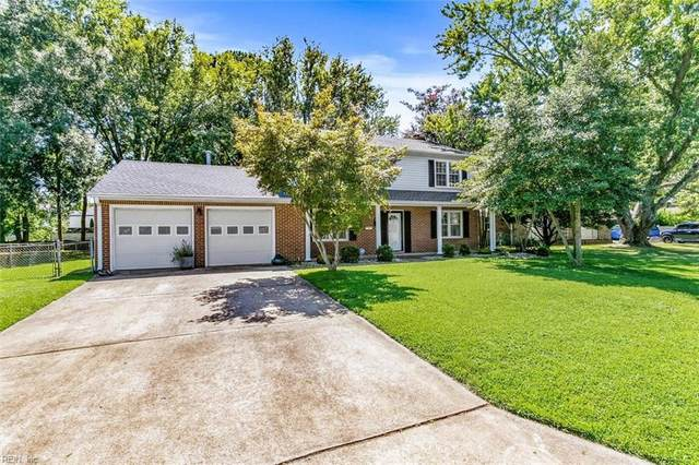 8 Colonial Acres Dr, Hampton, VA 23664 (#10399965) :: Team L'Hoste Real Estate