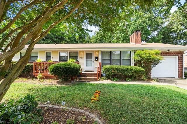 709 Milton Dr, Hampton, VA 23666 (#10399979) :: Team L'Hoste Real Estate