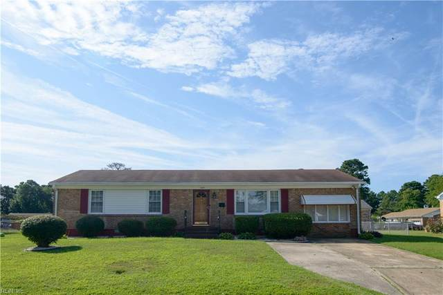 1209 S Carrington Cres, Portsmouth, VA 23701 (#10400178) :: Berkshire Hathaway HomeServices Towne Realty