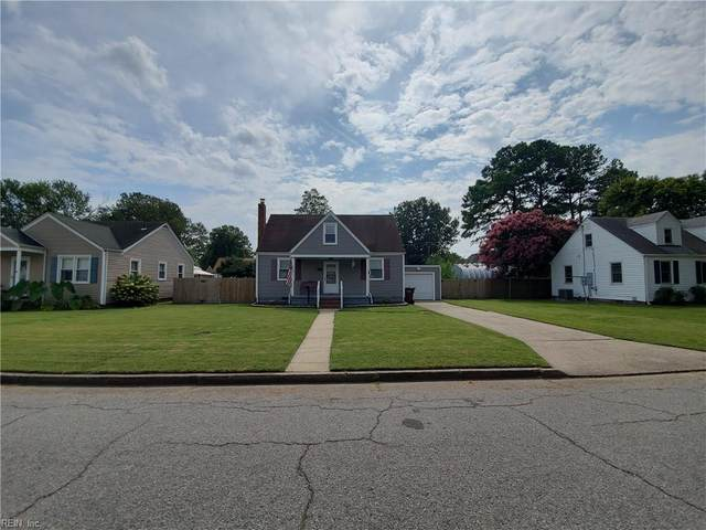 812 Orville Ave, Chesapeake, VA 23324 (#10400207) :: RE/MAX Central Realty