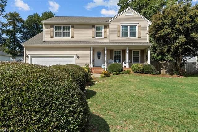 112 Michaels Woods Dr, Hampton, VA 23666 (#10400278) :: Atlantic Sotheby's International Realty