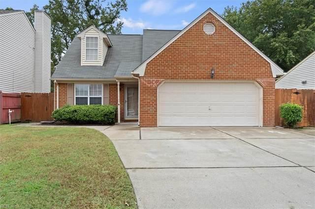 129 Loch Cir, Hampton, VA 23669 (#10400347) :: Berkshire Hathaway HomeServices Towne Realty