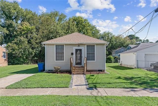 36 Poplar Ave, Newport News, VA 23607 (#10400526) :: The Kris Weaver Real Estate Team