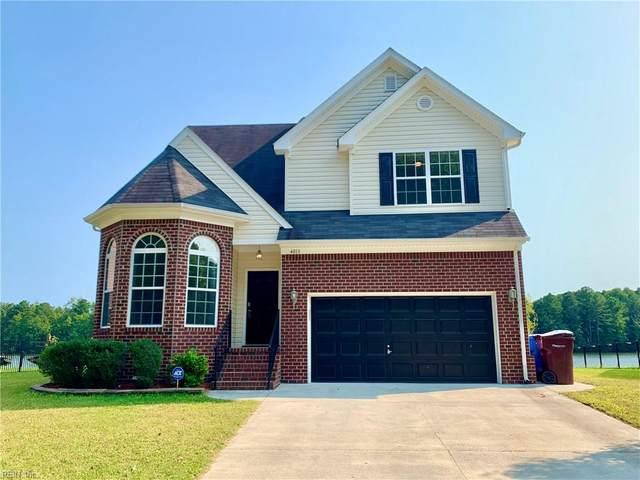 4013 Grand Isle Dr, Chesapeake, VA 23323 (#10400544) :: Team L'Hoste Real Estate