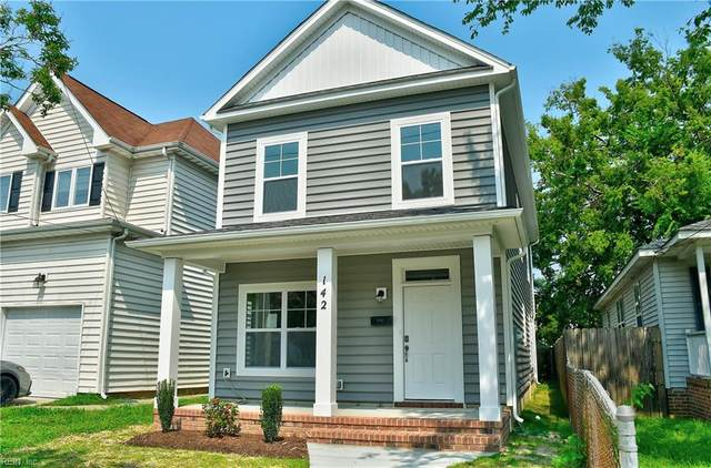 142 Filbert St, Norfolk, VA 23505 (#10400562) :: Berkshire Hathaway HomeServices Towne Realty