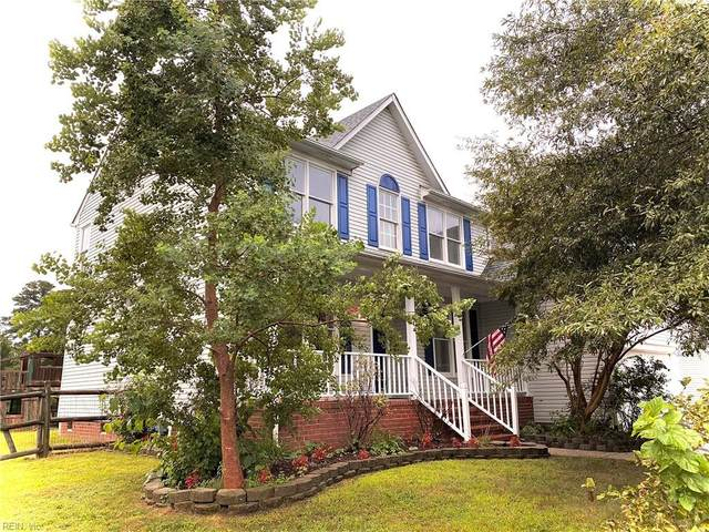 1004 New Mill Dr, Chesapeake, VA 23322 (#10400593) :: Berkshire Hathaway HomeServices Towne Realty