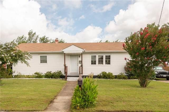 512 Eisenhower Cir, Portsmouth, VA 23701 (#10400627) :: The Kris Weaver Real Estate Team