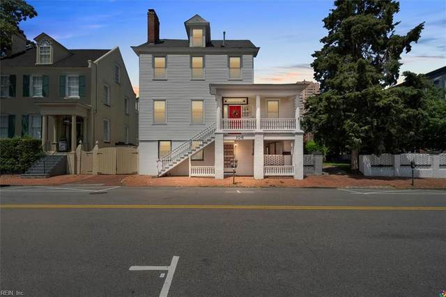 106 London St, Portsmouth, VA 23704 (#10400857) :: Berkshire Hathaway HomeServices Towne Realty
