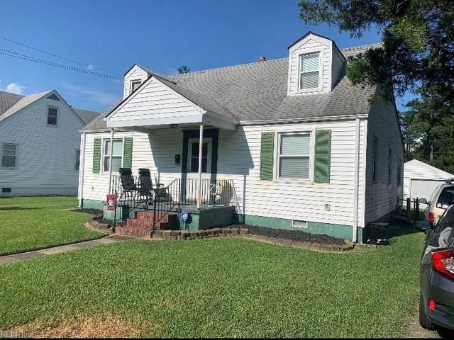 210 Pennington Blvd, Portsmouth, VA 23701 (#10401030) :: Austin James Realty LLC