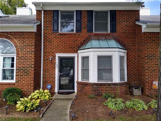 102 Corwin Cir, Hampton, VA 23666 (#10401151) :: Verian Realty