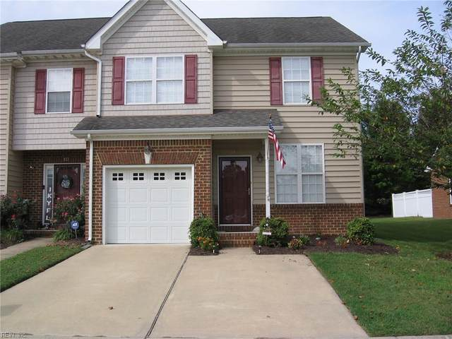 110 Montpellier Way, Isle of Wight County, VA 23430 (#10401233) :: Berkshire Hathaway HomeServices Towne Realty