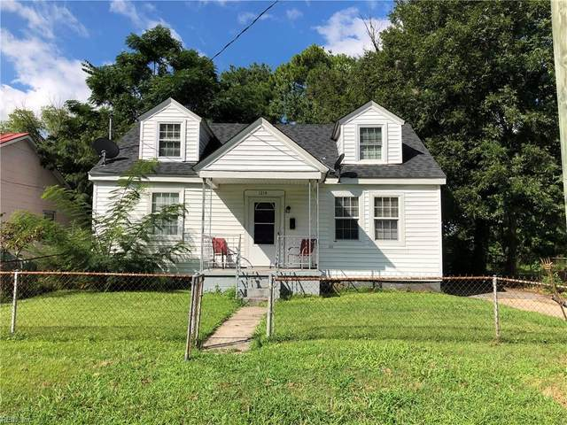 1214 Piedmont Ave, Portsmouth, VA 23704 (#10401319) :: Berkshire Hathaway HomeServices Towne Realty