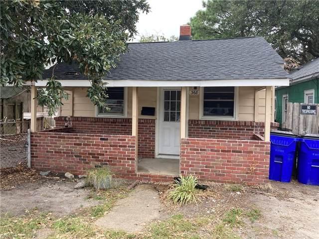 368 Staten St, Norfolk, VA 23503 (#10401330) :: Berkshire Hathaway HomeServices Towne Realty