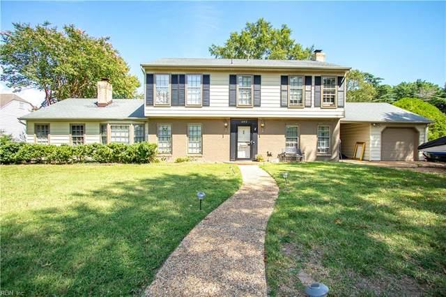 407 Elizabeth Lake Dr, Hampton, VA 23669 (#10401472) :: The Kris Weaver Real Estate Team