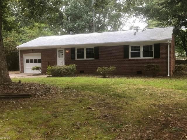 308 Old Seaford Rd, York County, VA 23696 (#10401610) :: Atkinson Realty