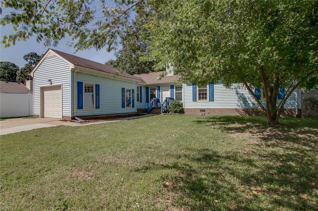 5806 Pleasant Woods Ct, Portsmouth, VA 23703 (#10401611) :: Verian Realty