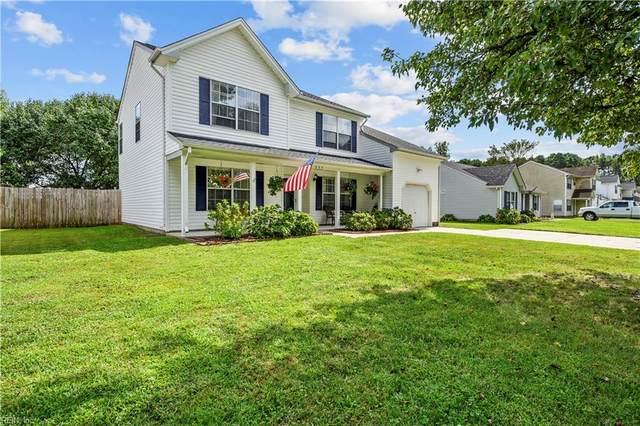 225 Gruen St, Chesapeake, VA 23323 (#10401760) :: Berkshire Hathaway HomeServices Towne Realty