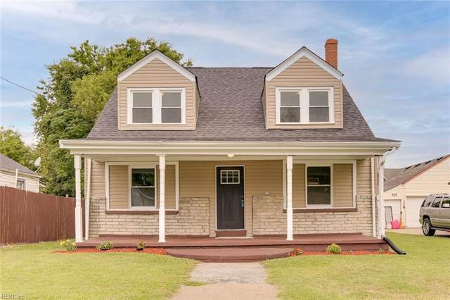 1532 Wilcox Ave, Portsmouth, VA 23704 (#10401784) :: The Kris Weaver Real Estate Team