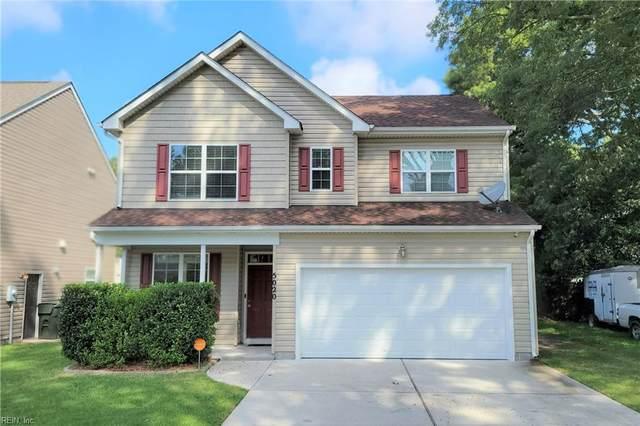 5020 Woolsey St, Norfolk, VA 23513 (#10402190) :: Team L'Hoste Real Estate