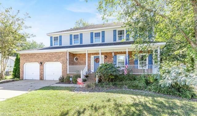 1436 Plantation Lakes Cir, Chesapeake, VA 23320 (#10402300) :: Avalon Real Estate