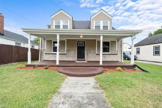 1532 Wilcox Ave, Portsmouth, VA 23704 (#10402375) :: Atlantic Sotheby's International Realty