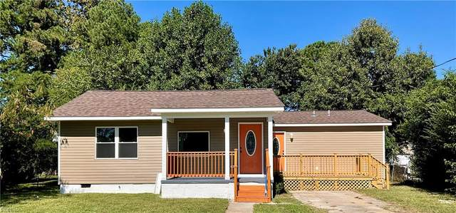 808 Dorset Ave, Portsmouth, VA 23701 (#10402684) :: Berkshire Hathaway HomeServices Towne Realty