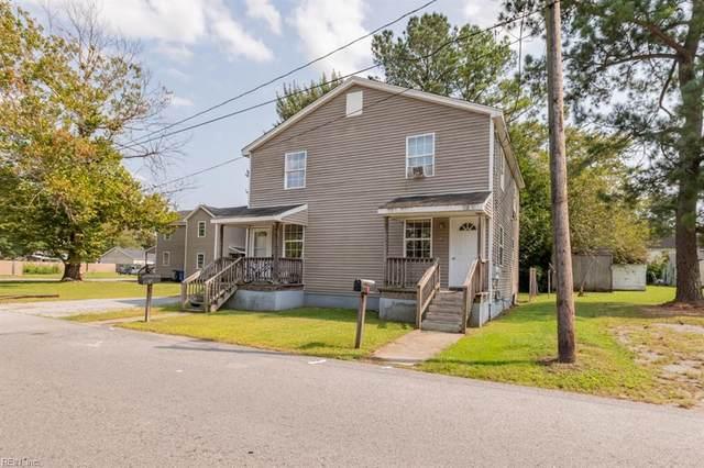 205 Hall St A/B, Franklin, VA 23851 (#10402726) :: The Kris Weaver Real Estate Team