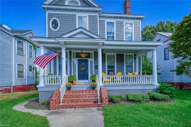 2011 North Ave, Richmond City North James River, VA 23222 (#10402840) :: Berkshire Hathaway HomeServices Towne Realty