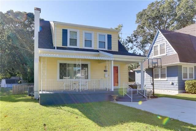 265 Little Farms Ave, Hampton, VA 23661 (#10402867) :: Avalon Real Estate