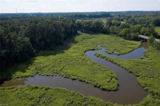 Lot 21 Plantation Rd, Mathews County, VA 23128 (#10402876) :: Verian Realty