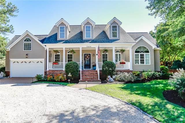 2404 Seaford Rd, York County, VA 23696 (#10402915) :: Team L'Hoste Real Estate