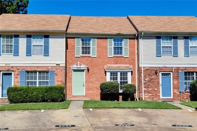 2928 Leta Ct, Hampton, VA 23666 (#10402968) :: Berkshire Hathaway HomeServices Towne Realty
